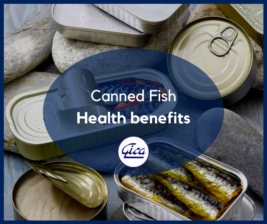 Canned fish – Health benefits